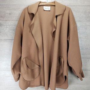 Merle Chicago Wool Coat